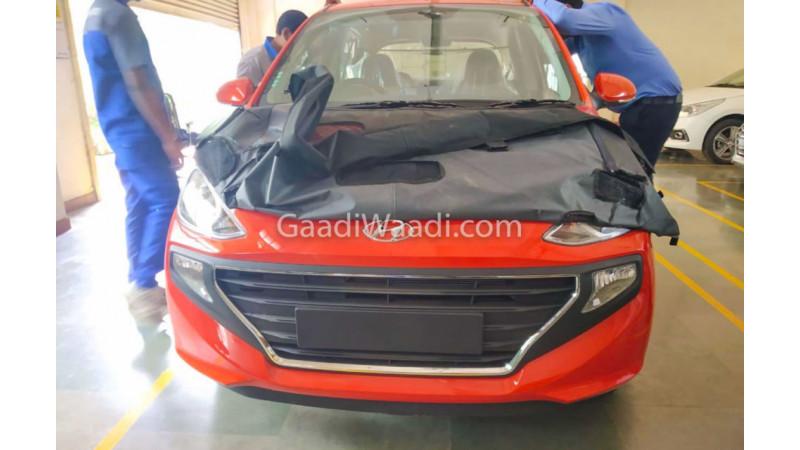 2018 Hyundai Santro spied undisguised ahead of October 23 launch