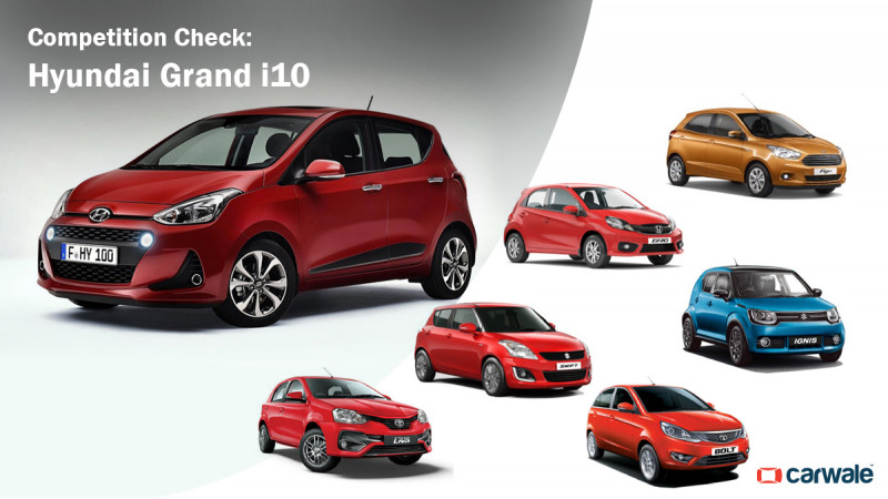 Competition Check: Hyundai Grand i10 facelift