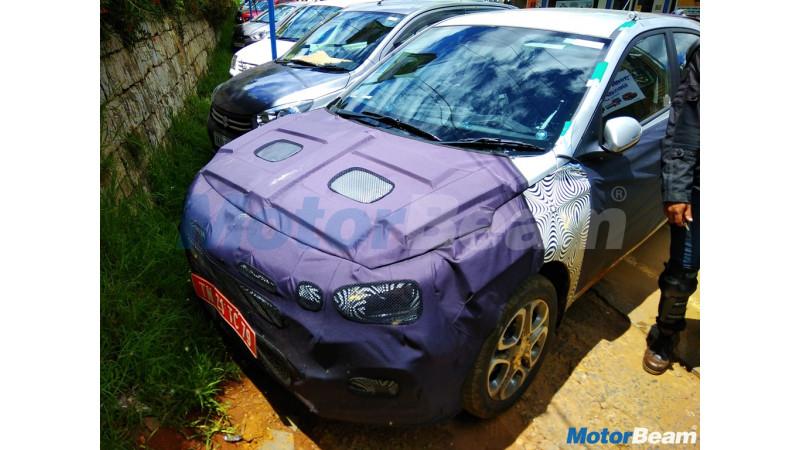Hyundai continues testing 2018 Elite i20