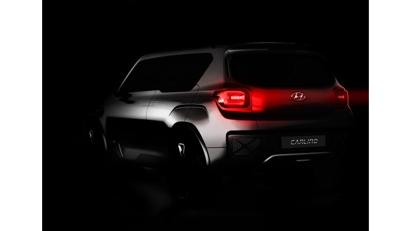 Hyundai India plans a sub-four metre SUV