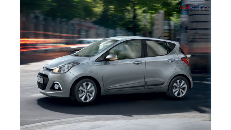 Facelifted Hyundai Grand i10 features and speculative pricing leaked