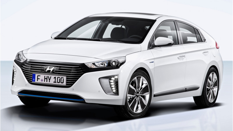 Hyundai to unveil Ioniq hybrid car for India at 2018 Auto Expo