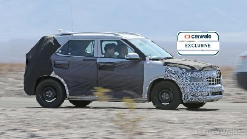 Hyundai to launch QXI sub-four-meter SUV in India in April 2019