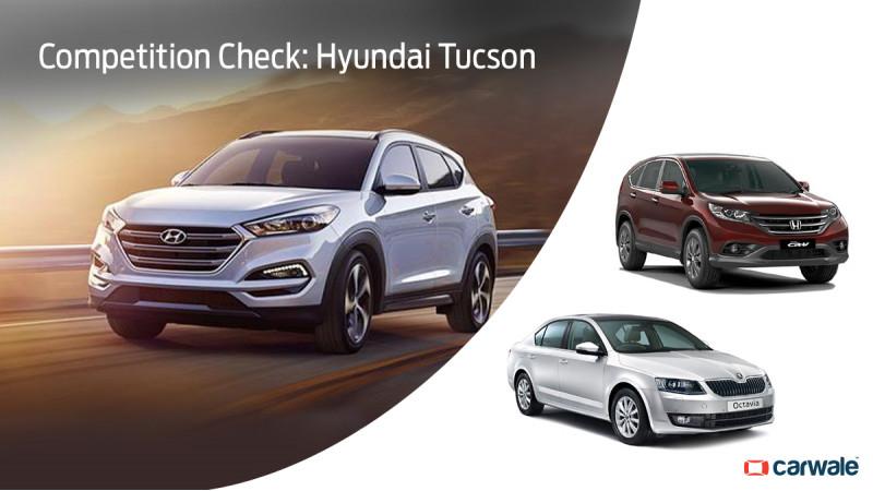 Competition Check: Hyundai Tucson