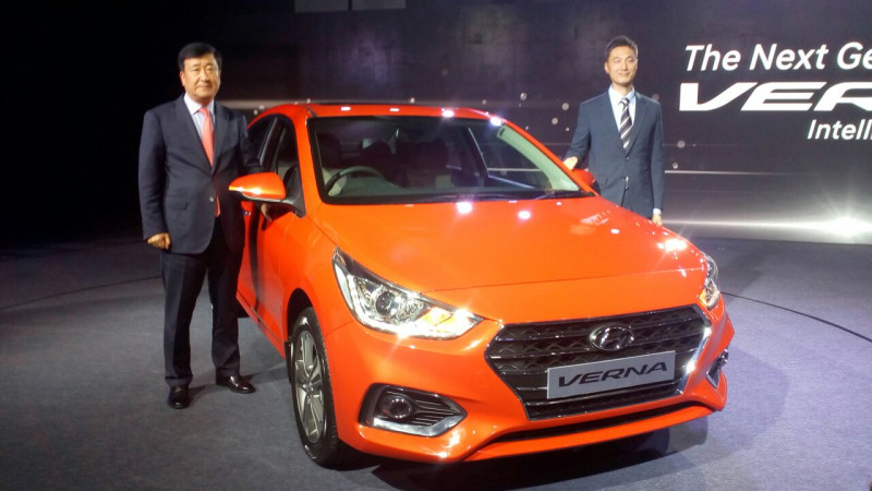 2017 Hyundai Verna now available in India at Rs 7.99 lakhs