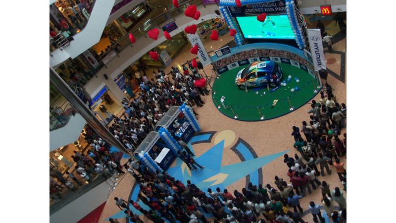 Hyundai organising live screening of 2013 ICC Champions Trophy matches