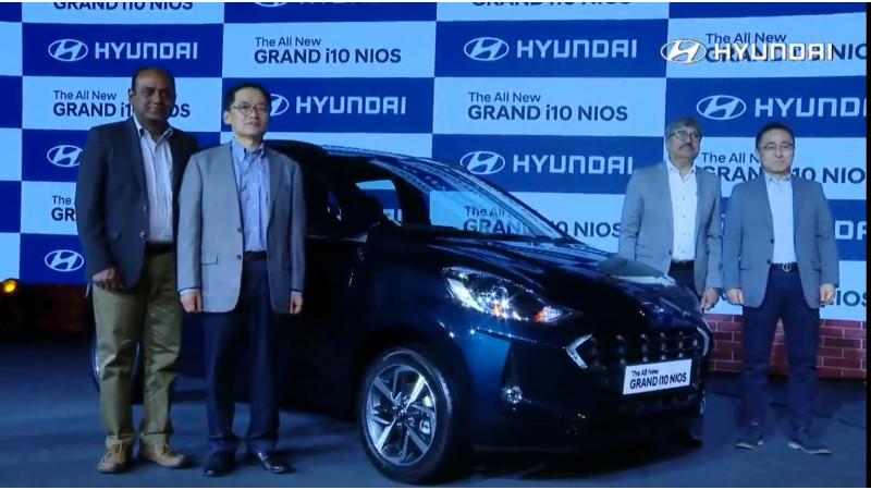 Hyundai Grand i10 NIOS launched in India at Rs 4.99 lakhs