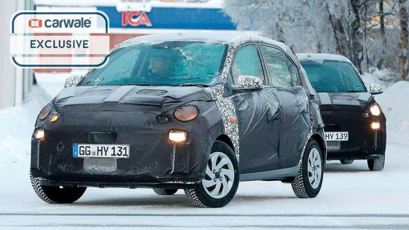 Hyundai announces naming campaign- Naamkaran- for AH2 hatchback