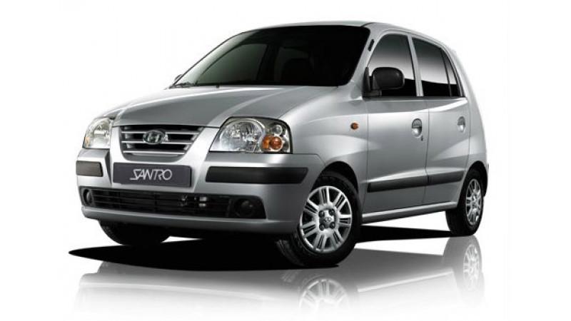 Hyundai hatchbacks in the Indian market