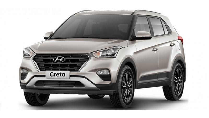 Hyundai shows off new Creta at Sao Paulo Auto Show