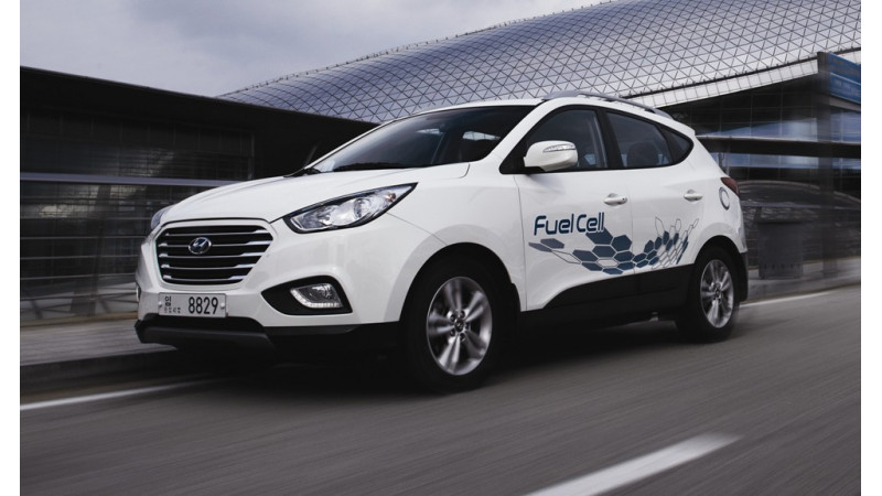 Hyundai's new fuel cell SUV to get a range of 557 km