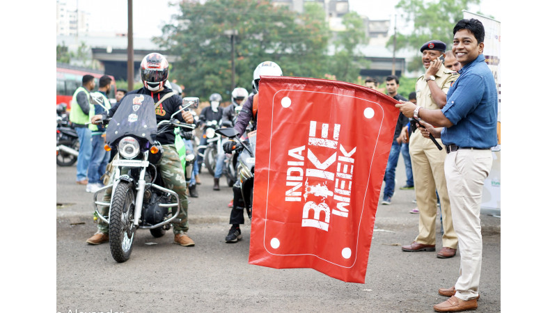 IBW's Chai and Pakoda ride commences from Mumbai