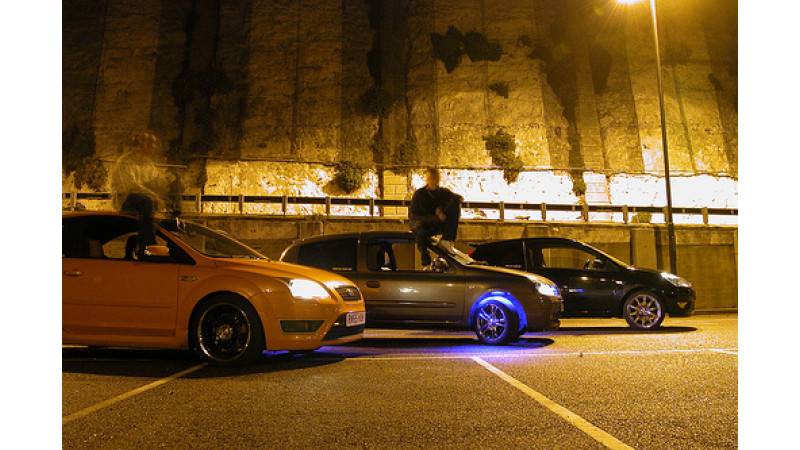 Illegal Street Racing Ruling The Indian Streets