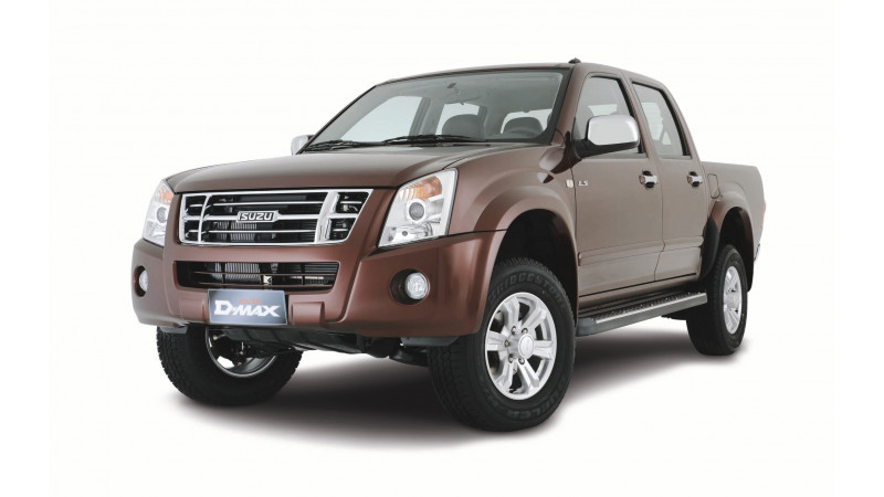 Bookings start for Isuzu MU-7 and D-Max models in India at Rs. 50,000