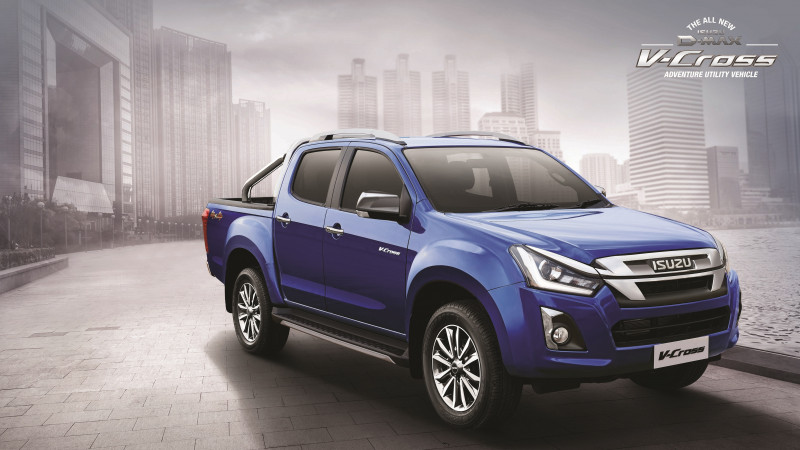 New Isuzu D-MAX V-Cross launched in India at Rs 15.51 lakhs