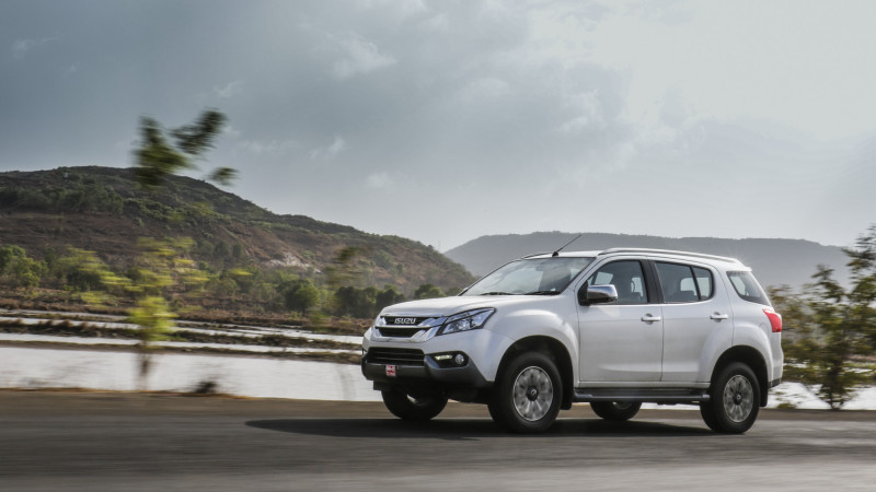 Isuzu offering five-year warranty and free maintenance on the MU-X