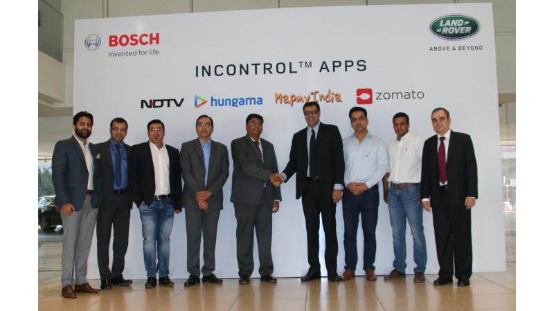 JLR India introduces InControl App