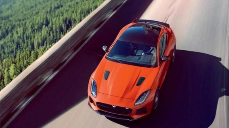 Jaguar F-Type SVR to be launched soon in India