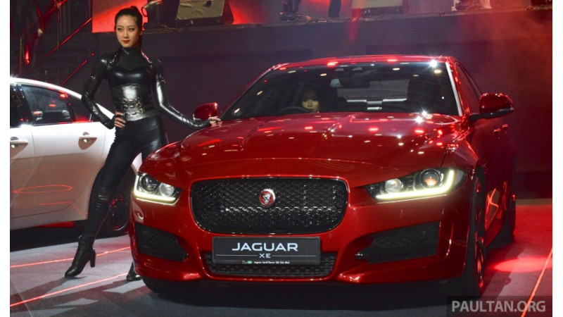 Jaguar XE launched in Malaysia at Rs 55.30 lakh