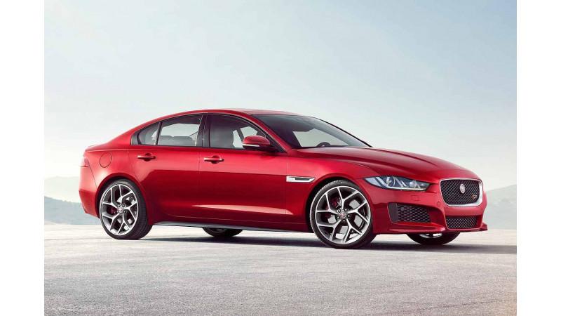 New Jaguar XE Preview