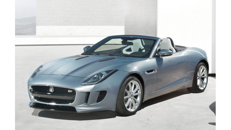 Jaguar F-TYPE to be launched on July 8 in India