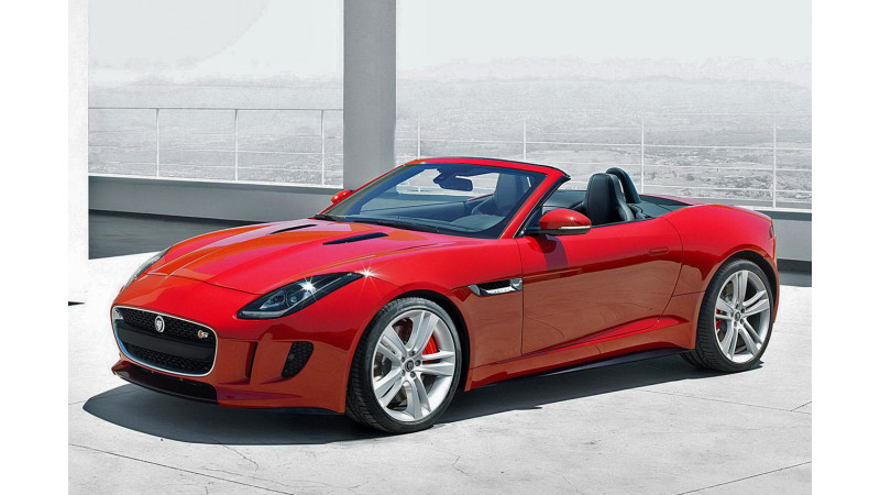 Jaguar F-Type sports car set for its Indian launch this July