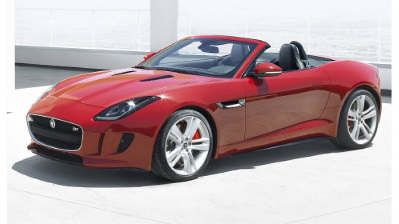 Jaguar F-type wins the coveted 2013 World Car Design Of The Year award