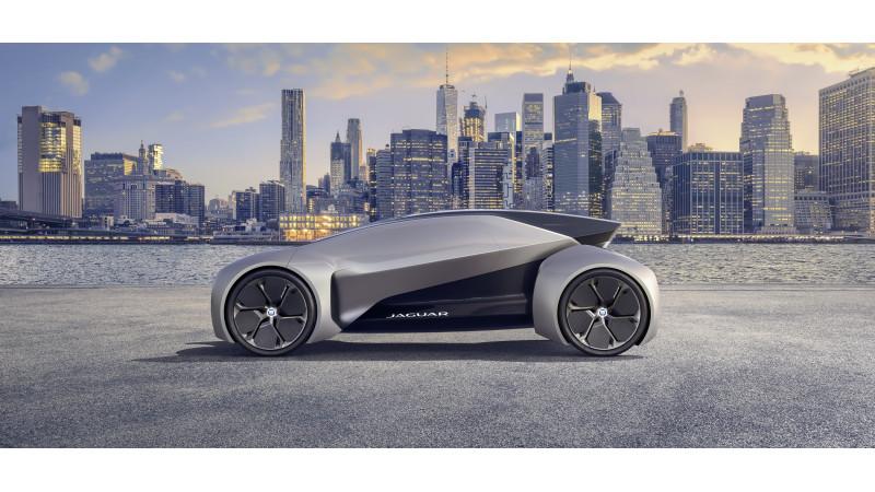 Jaguar unveils the Future-Type Concept