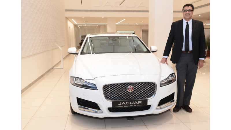 Locally manufactured Jaguar XF launched in India at Rs 47.5 lakh