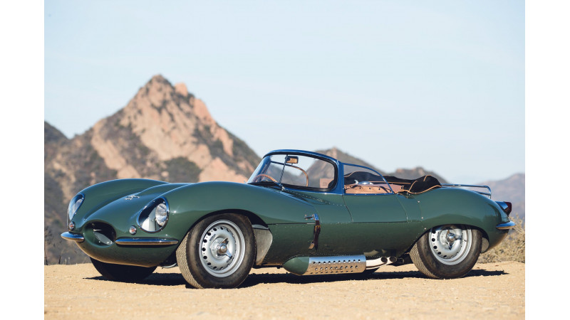 World's first supercar Jaguar XKSS reborn after 60 years