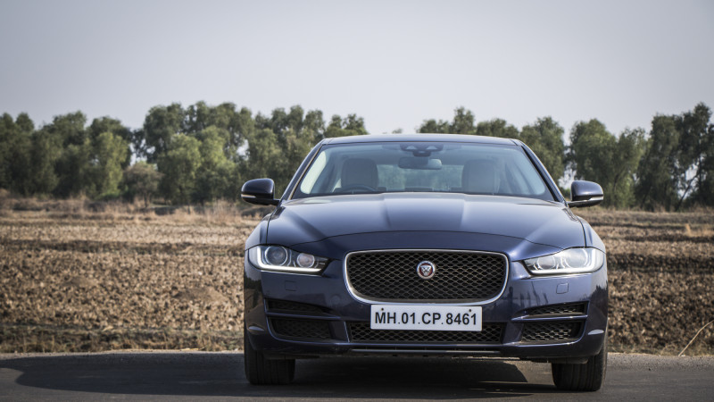 Jaguar XE and XF launched in India with Ingenium petrol engine