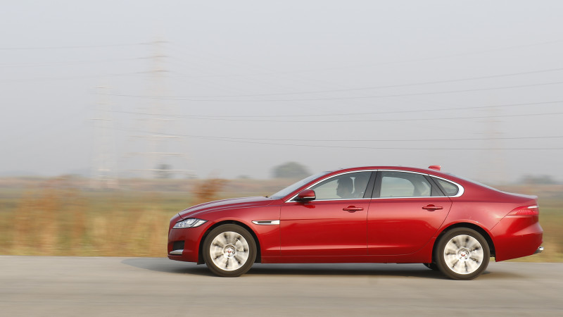 Jaguar Land Rover offering various benefits on the XF