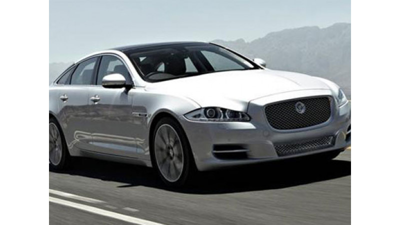 Base variant of Jaguar XJ with EcoBoost engine final for India