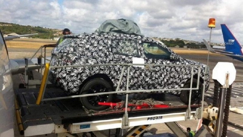 Jeep C-SUV to be unveiled at 2016 Sao Paulo Motor Show