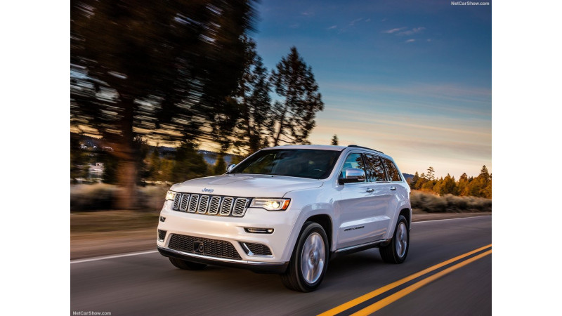 India-spec Jeep Grand Cherokee variants revealed
