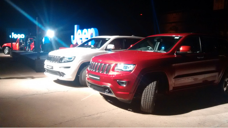 Locally made Jeep SUV to be launched in India next year