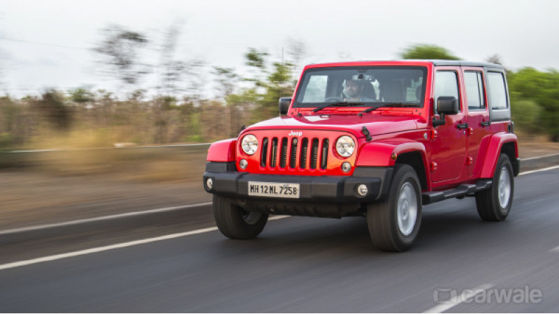 Jeep could reveal the new Wrangler range at LA Auto Show next month