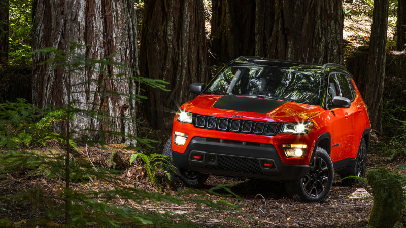 China-spec Jeep Compass leaked ahead of official debut