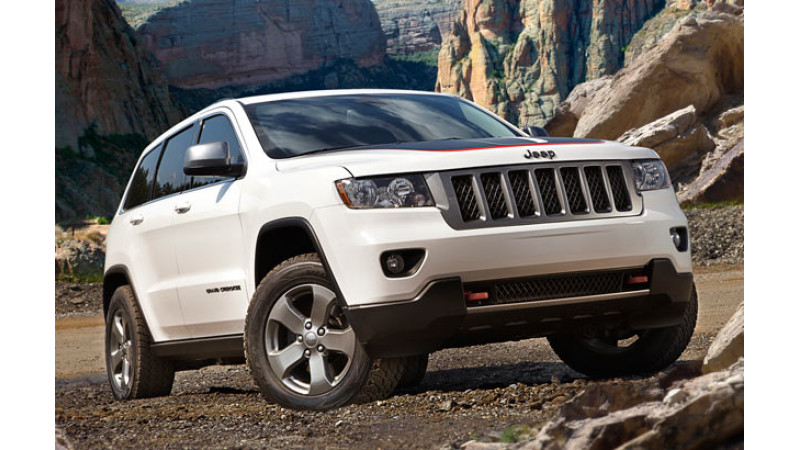 Jeep Grand Cherokee soon to be launched in India