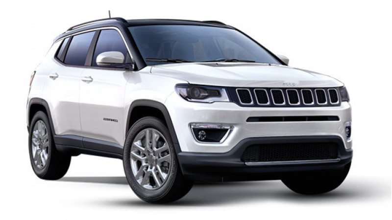 Jeep to launch Compass Trailhawk variant in India this year