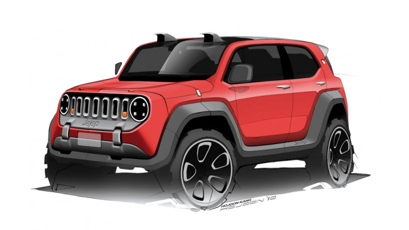 Jeep announces sub 4 metre SUV for India