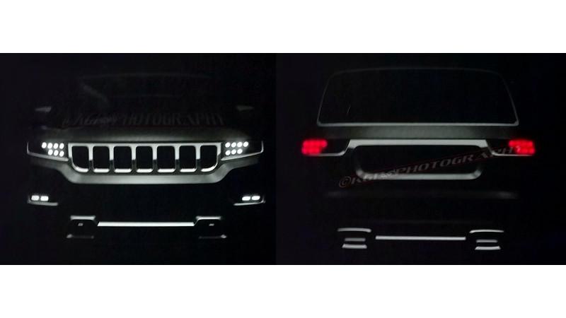 2019 Jeep Grand Wagoneer leaked