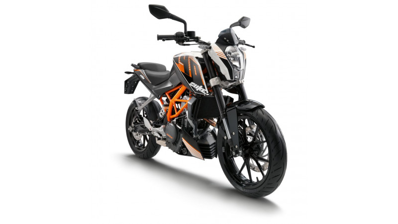 KTM 390 Duke launched in Chennai for Rs. 1,83,837