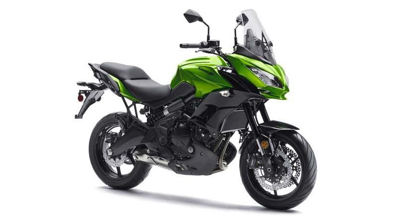 Kawasaki Versys 650 launched in India for Rs 6.6 Lakh