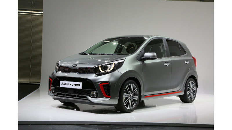 Kia showcases all-new Picanto hatch