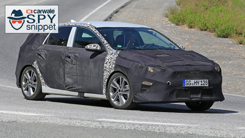 Kia continues testing the new-gen Ceed