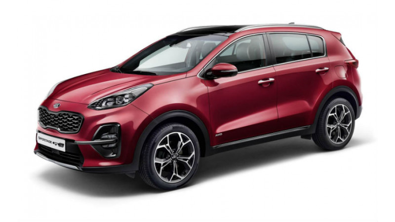 Kia reveals 2019 Sportage ahead of its official debut later this year