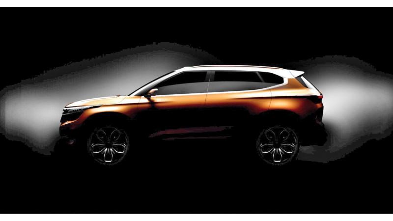 Kia SP design cues revealed