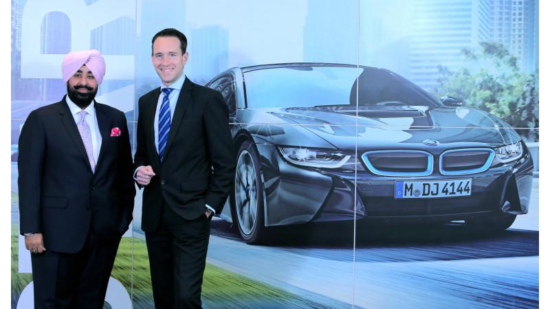 BMW inaugurates a new showroom in Delhi NCR