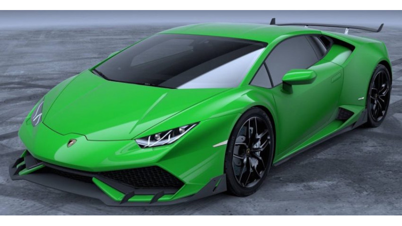 Lamborghini Huracan likely to get official body kit